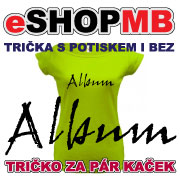 Trička s potiskem - www.eshopmb.cz